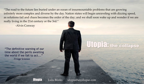 Utopia the book by Alvin Conway