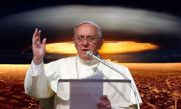 Pope Nuclear War