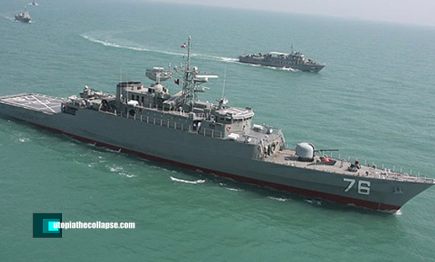 Warships Iran