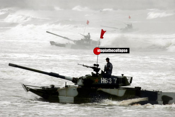 China Weapons Island