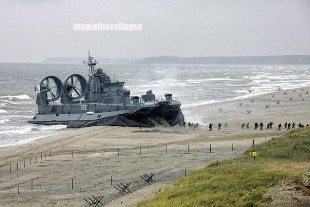A WW3 scenario