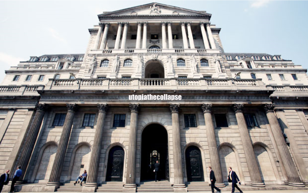 Bank Of England Utopa the Collapse