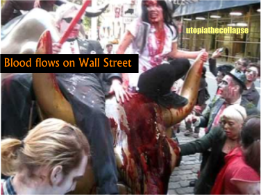 Blood on Wall Street B