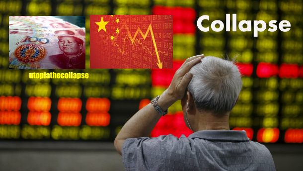 China's stock market loses 8.4 percent in hours – This may be the start of the world's next financial crisis