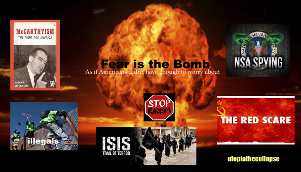 Fear is the Bomb