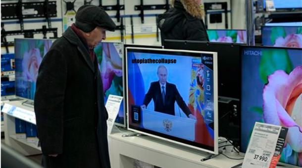 Russia Recession