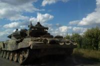 Russian Tank T90A