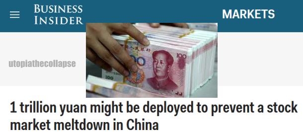 Yuan Meltdown