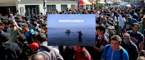 Greece Migrant Boat Capsize