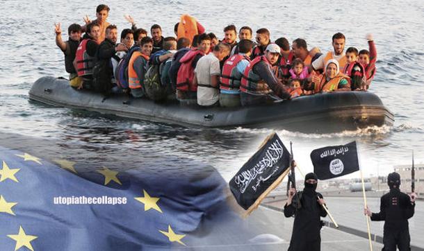 Migrants ISIS