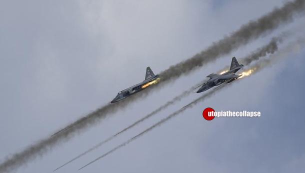 Aircraft Russia Raids