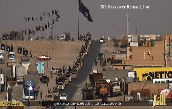 ISIS flags Iraq