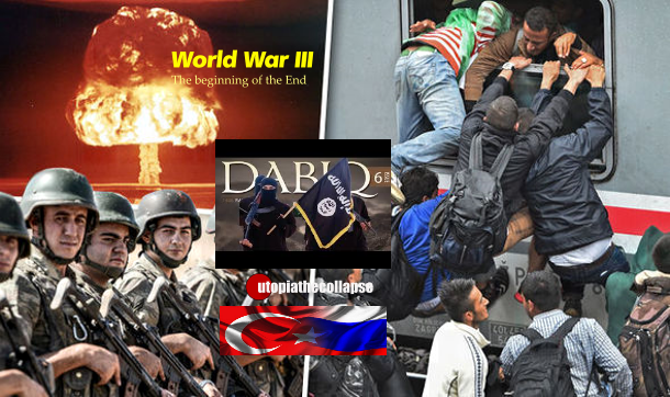 World War 3 Middle East