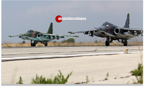 Airbases Syria Russia 2
