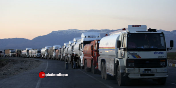 Convoy Oil Turkey