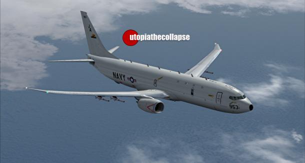Spy Plane China