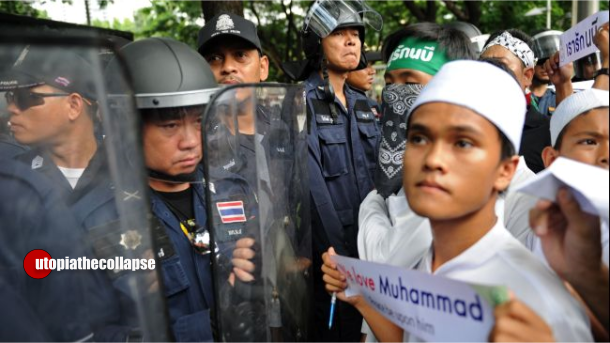 Thailand Muslims