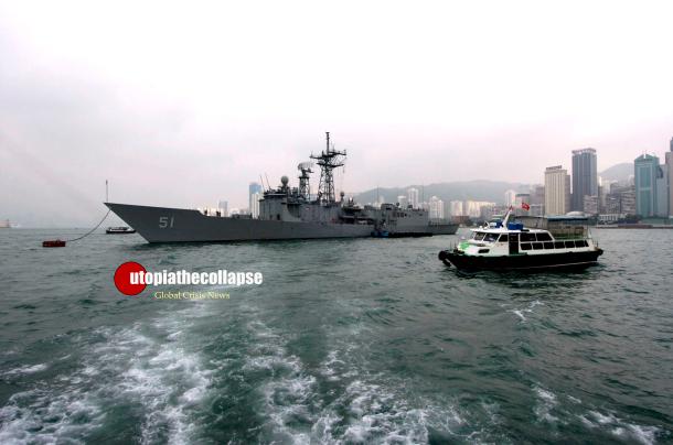 US Navy Hong Kong