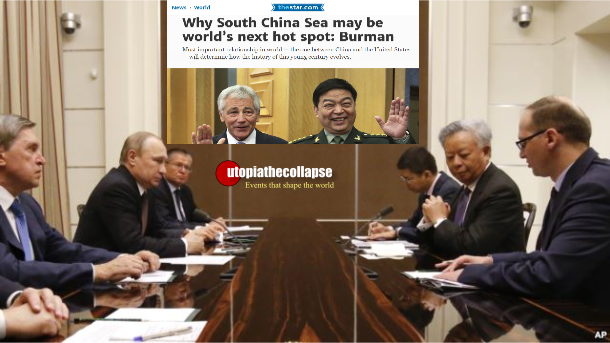 China Sea S Russia
