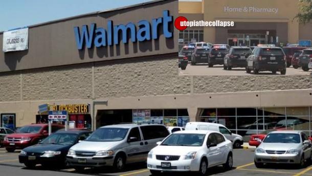 Active Shooter Walmart