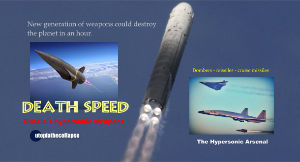 Image result for russia hypersonic missile