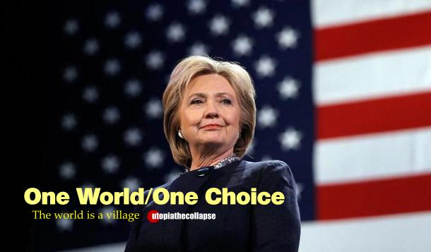 Hillary Clinton Globalist