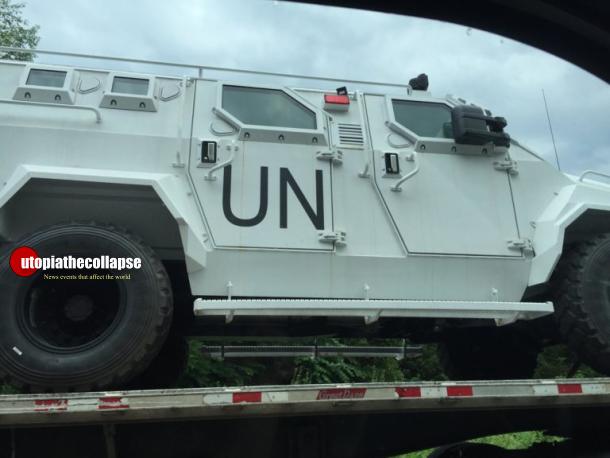 UN Armor Vehicles
