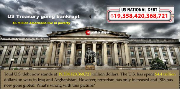 A US Treasury