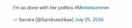 B Merkle Politics