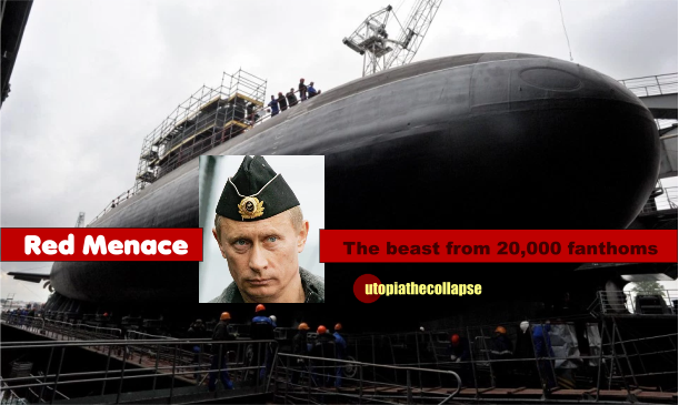 Beast Russian Sub
