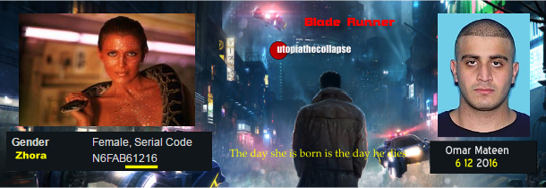 Blade Runner Zhora