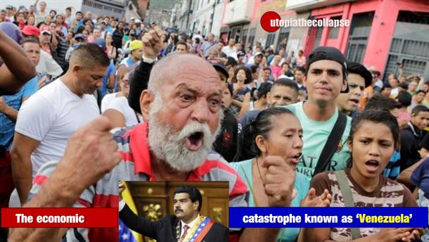 Catastrophe Venezuela