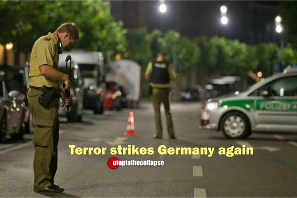 Germany Bomb M