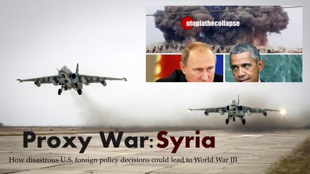 Proxy War Syria