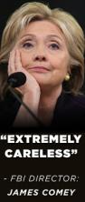 Careless Hillary