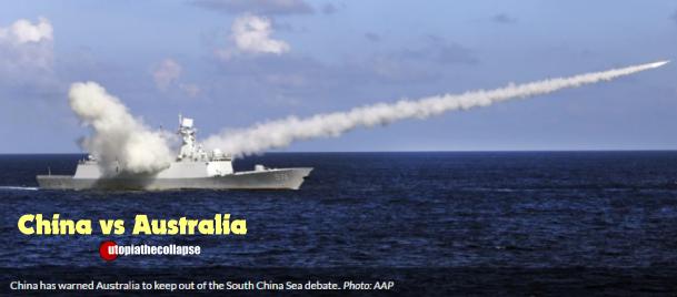 China vs Australia