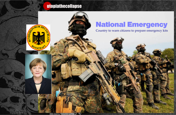 Germany's National Emergency
