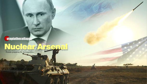 Putin Nuclear Arsenal