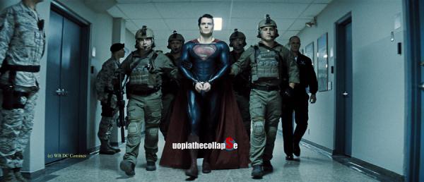 Superman Surrenders