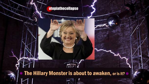 hillary-monster